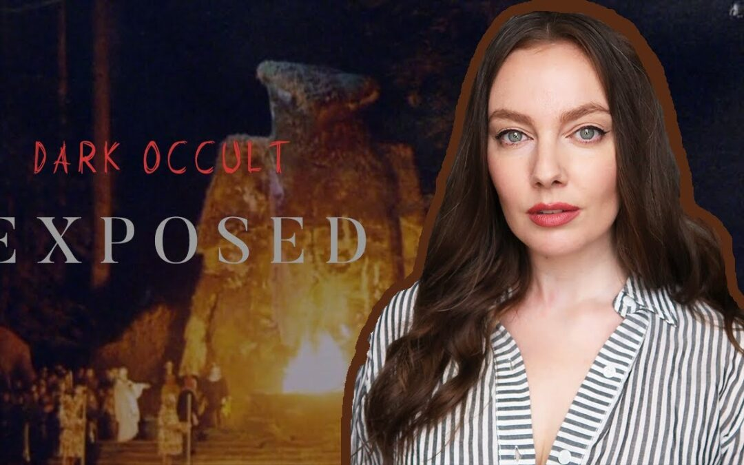 Gigi Young – In Plain Sight: 'Dark Occult Exposed – The Pit'