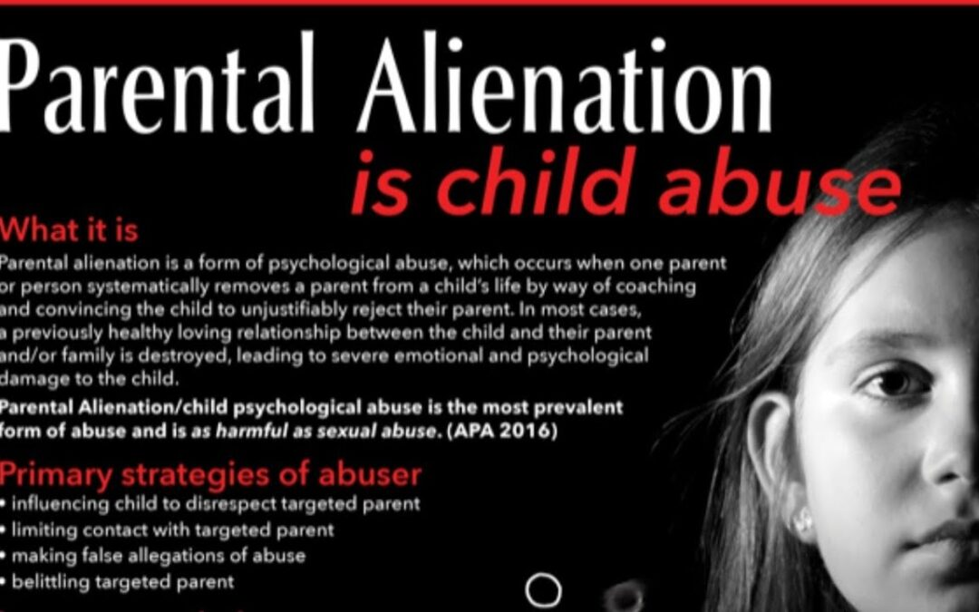 """Dr Stephen Miller – """"Why Courts Fail To Recognise Parental Alienation"""""""