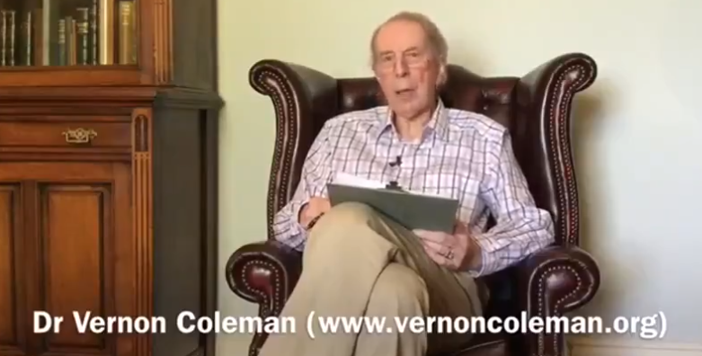 """Dr Vernon Coleman: """"Lies Of The BBC Will Result In Children Dying."""""""