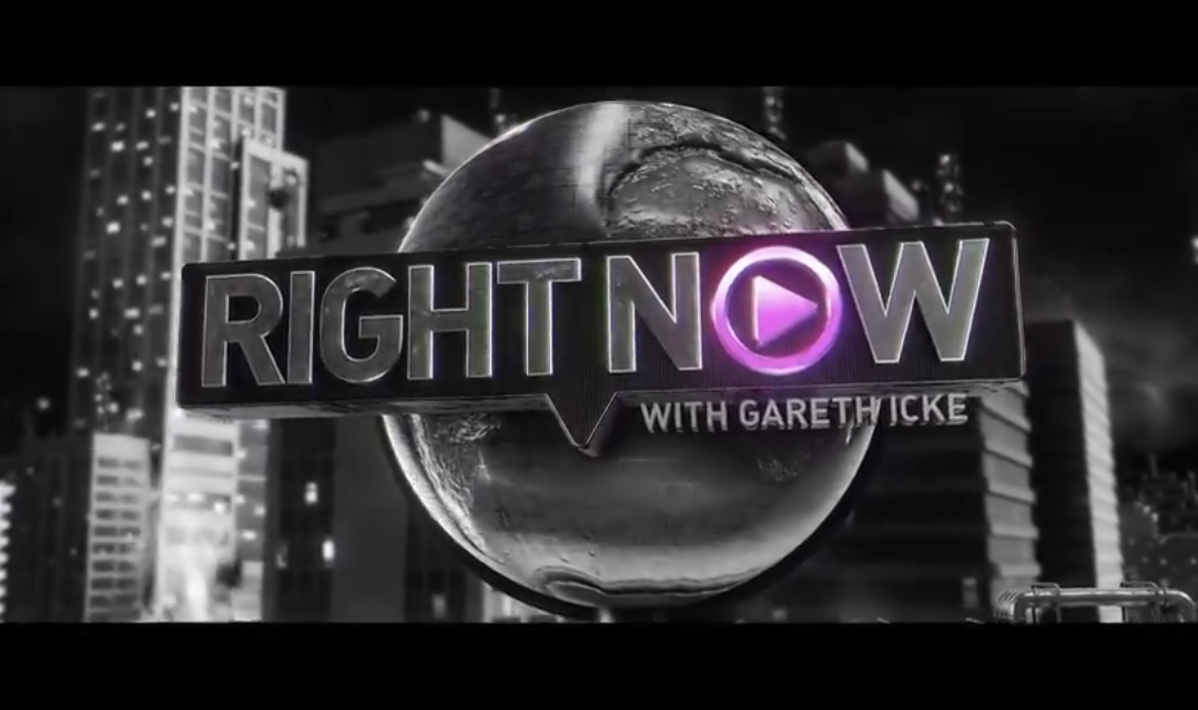"""Gareth Icke – Right Now: """"War On Humanity"""""""