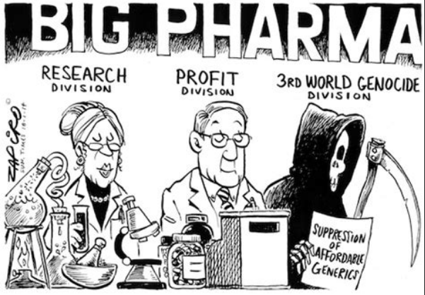 """Health Freedom Defense – Big Pharma Genocide: """"They Know People Are Going To Die From This Drug But They Are Ok With It Because They Are Going To Do $7m Peak Sales."""""""