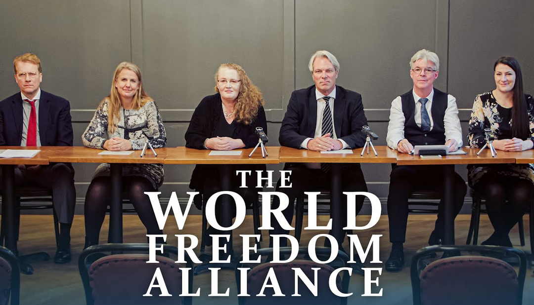 Henna Maria – World Freedom Alliance: Notices of Liability Sent to All Prime Ministers & Health Ministers of the World