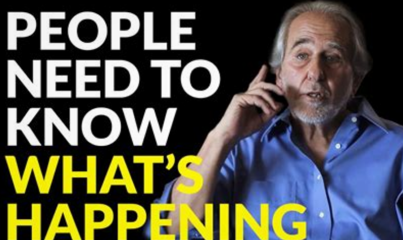 Dr Bruce Lipton: The Apocalypse Of Belief – Healing Our Culture.