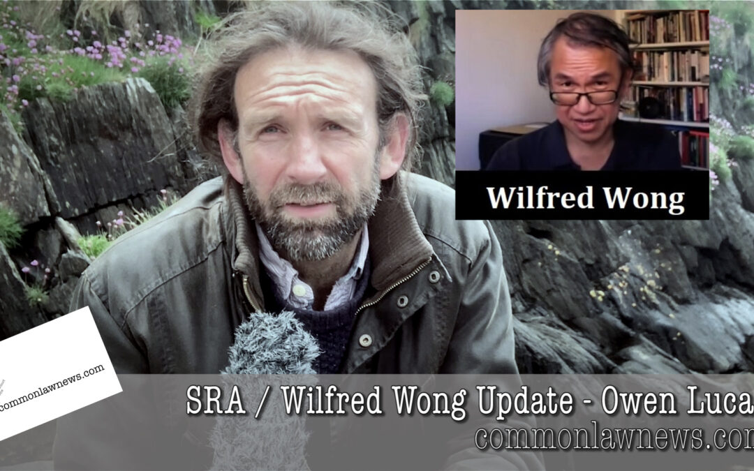 """Wilfred Wong Update: Unlawfully Detained In Prison – A Violation Of Human Rights. Crown Corporation Priority: """"Silence Child Witnesses."""""""
