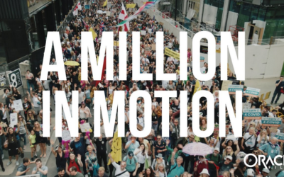 Oracle Films – The Month The Tide Turned: A Million In Motion